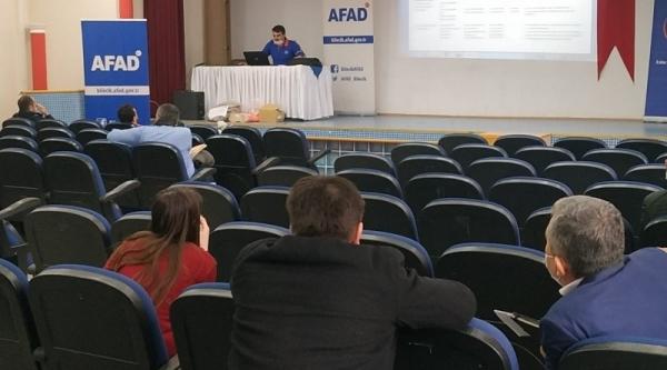 """""""KBRN FARKINDALIK"""" VE"""" ŞÜPHELİ POSTA""""  EĞİTİMİ VERİLDİ"""