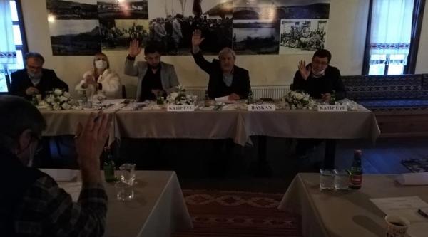 OSMANELİ BELEDİYE MECLİSİ TOPLANTISINDA TÜM MADDELER OY BİRLİĞİYLE KABUL EDİLDİ