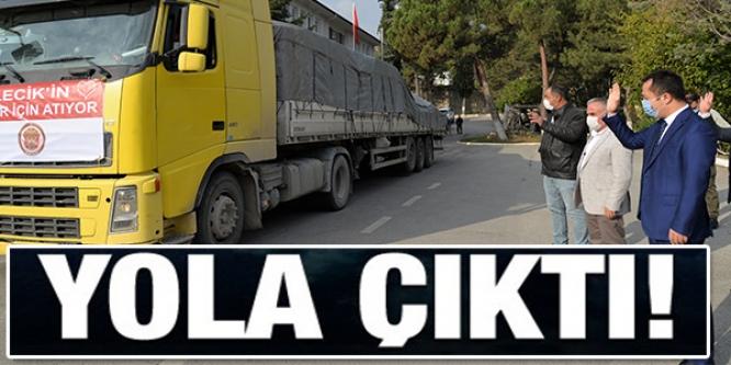 YOLA ÇIKTI