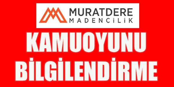 MURATDERE MADENCİLİK