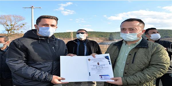 KAMU PERSONELİNE  DRONE EĞİTİMİ VERİLDİ