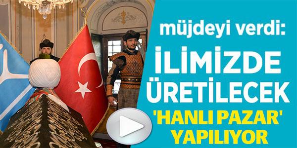 ARTIK BİLECİK'TE ÜRETİLECEK