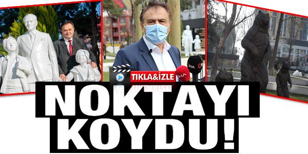 BAŞKAN ŞAHİN, ELEŞTİRİLERE NOKTAYI KOYDU!