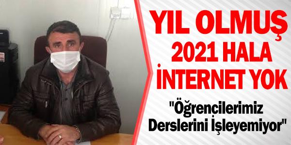 """""""ÖĞRENCİLERİMİZ DERSLERİNİ İŞLEYEMİYOR"""""""