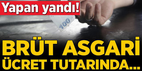 BRÜT ASGARİ ÜCRET TUTARINDA...