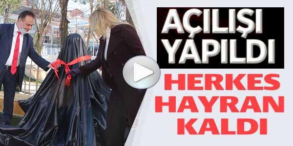 HERKES HAYRAN KALDI