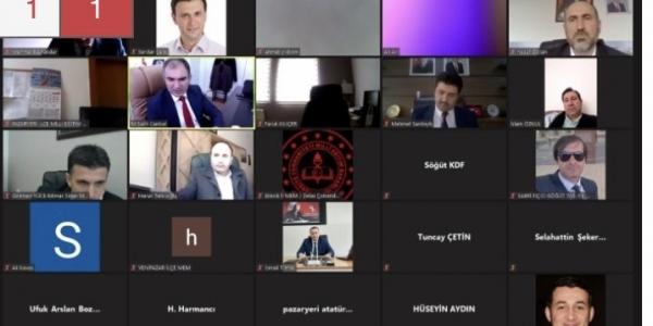 'MESLEĞİ EĞİTİMDE GELECEK PERSPEKTİFİ' KONULU KONFERANS DÜZENLENDİ