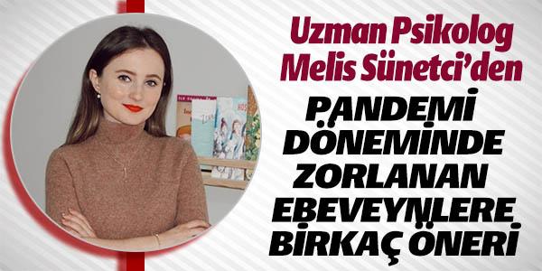 PANDEMİ DÖNEMİNDE ZORLANAN EBEVEYNLERE BİRKAÇ ÖNERİ.