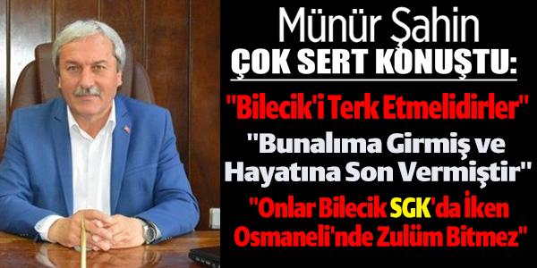 """""""SORUŞTURMANIN SELAMETİ İÇİN GÖREVDE OLMAMALIDIR"""""""