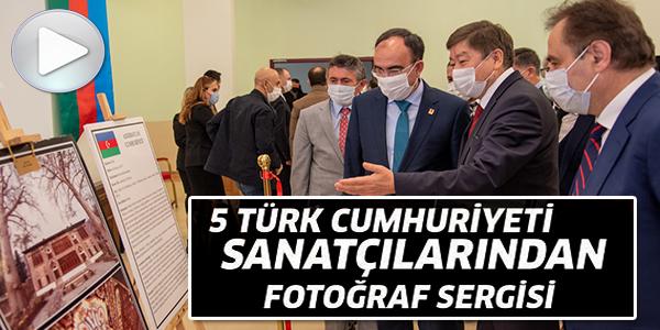 5 TÜRK CUMHURİYETİ SANATÇILARINDAN FOTOĞRAF SERGİSİ