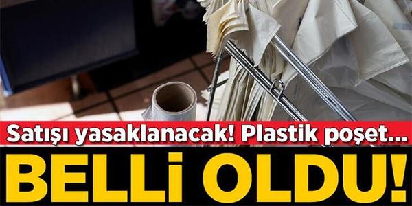 PLASTİK POŞETLERDE DETAYLAR BELLİ OLDU!