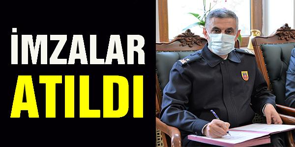 ''AFET FARKINDALIK EĞİTİMİ'' İŞBİRLİĞİ PROTOKOLÜ İMZALANDI