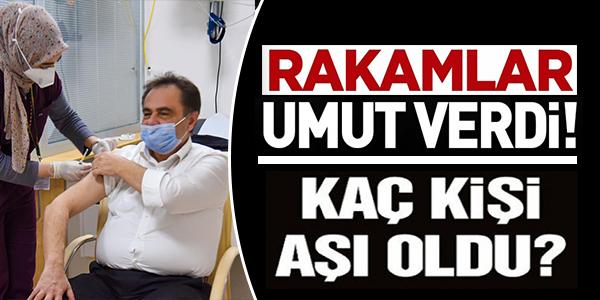 BİLECİK'TE PROTOKOL ÜYELERİ 2'İNCİ DOZ AŞILARINI OLDU