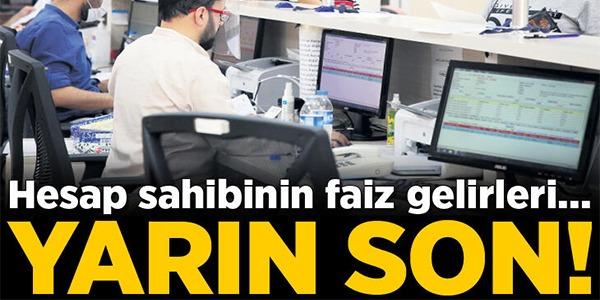 YARIN SON!