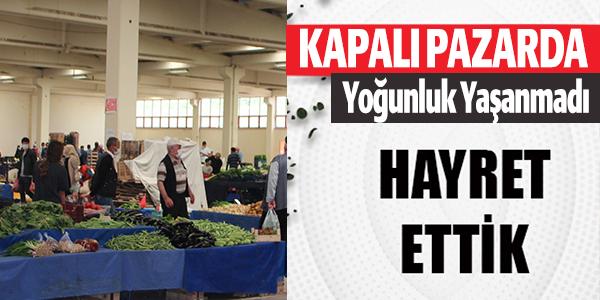 HAYRET ETTİK