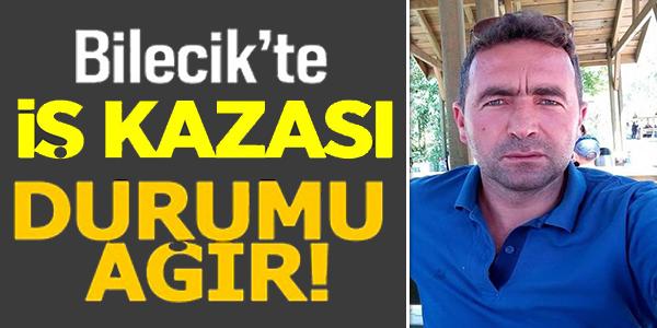 İŞ KAZASI DURUMU AĞIR