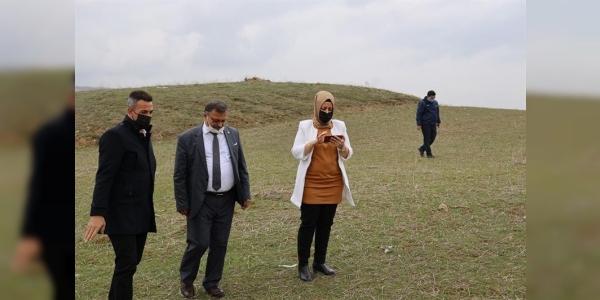 TARIM ARAZİLERİ ÜRETİME KAZANDIRILIYOR