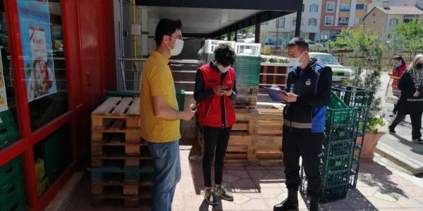 BELEDİYE'DEN RAMAZAN BAYRAMI HAZIRLIKLARI