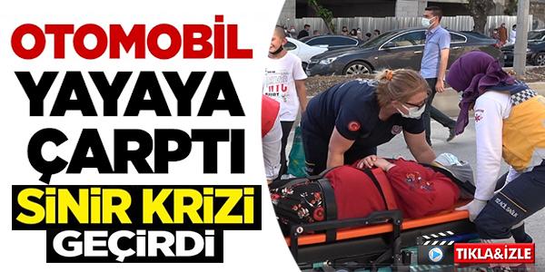 """SAĞLIK ÇALIŞANI YARALI KADINI """"AĞLAMA"""" DİYE TESELLİ ETTİ"""