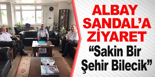 """ALBAY SANDAL, """"SAKİN BİRŞEHİR BİLECİK"""""""
