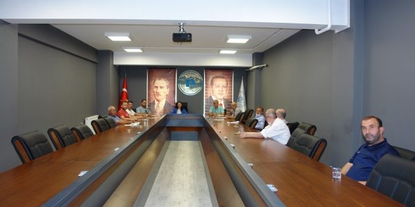 PAZARYERİ BELEDİYESİ AĞUSTOS AYI MECLİS TOPLANTISI YAPILDI