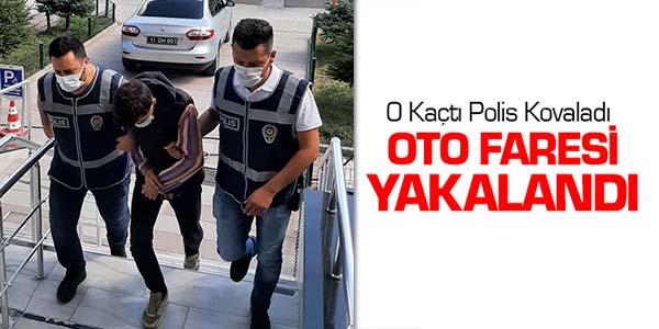 BİLECİK'TE 6 OTOMOBİLİ SOYAN ŞAHSI POLİS YAKALADI