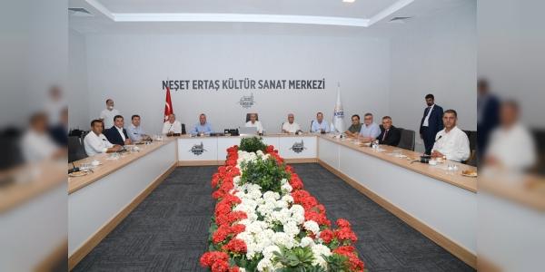 CHP'Lİ BELEDİYE BAŞKANLARI TOPLANTISI SONUÇ BİLDİRGESİ YAYIMLANDI