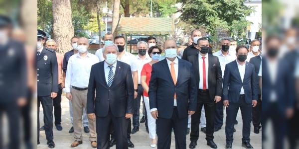 OSMANELİ'NDE 30 AĞUSTOS ZAFER BAYRAMI KUTLANDI