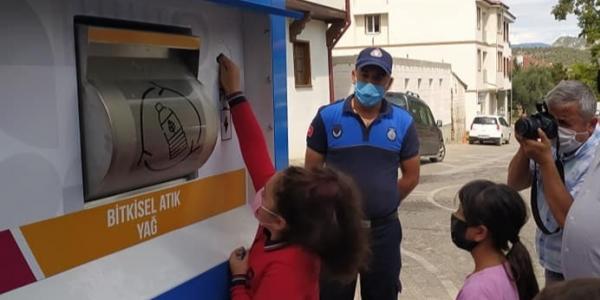 OSMANELİ'DE 'SIFIR ATIK PROJESİ' BAŞLATILDI