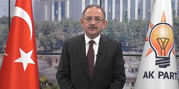 AK PARTİ YEREL YÖNETİMLER BÖLGE TOPLANTILARI BAŞLIYOR