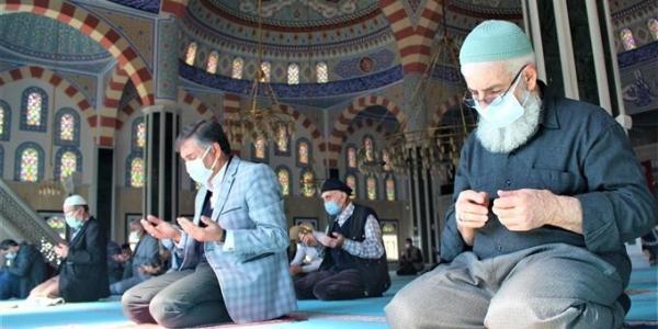 KUR'AN-I KERİM ZİYAFETİ YAPILARAK MEVLİD-İ ŞERİF OKUNDU