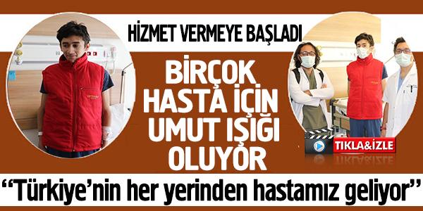 'SKOLYOZ' TEDAVİLERİ UMUT IŞIĞI OLUYOR