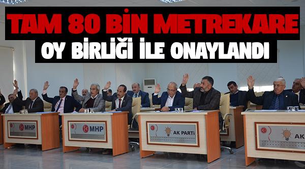 80 BİN METREKARE ALANA LİSANSSIZ GÜNEŞ ENERJİ SANTRALİ YAPILACAK