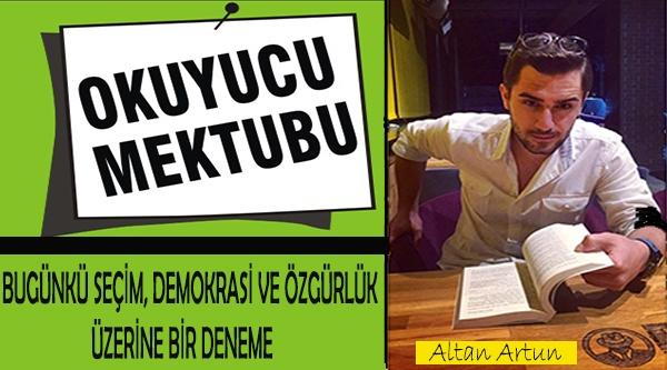 ALTAN ARTUN'UN KALEMİNDEN