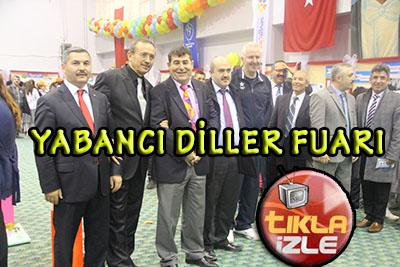 YABANCI DİLLER FUARI