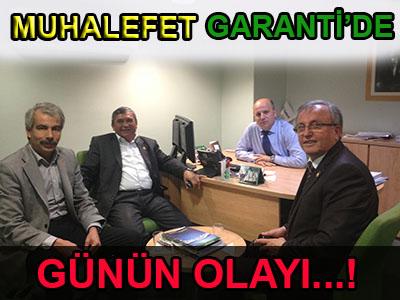 MUHALEFET GARANTİ'DE !