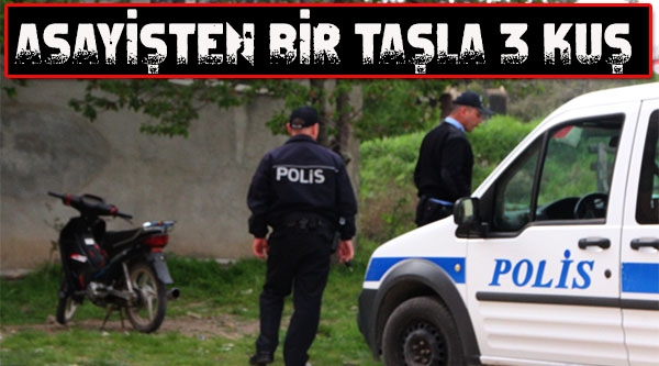 BİLECİK POLİSİNİN MOTOSİKLET OPERASYONU