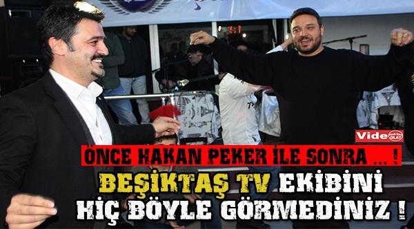 BJK TV SUNUCUSU VE YORUMCUSU BİLECİK'TE KURTLARINI DÖKTÜLER