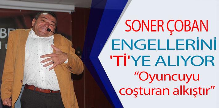 ENGELLİ STAND UP'ÇI ENGELLERİNİ 'Tİ'YE ALIYOR