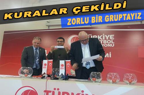 GRUP KURALARI ÇEKİLDİ.