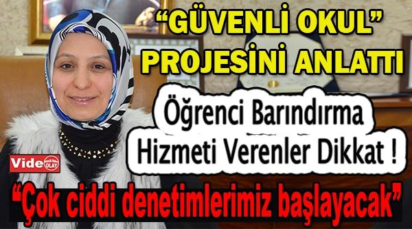 MİLLİ EĞİTİM İL MÜDÜRÜ UYARDI,