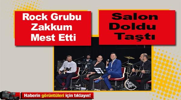 ROCK GRUBU ZAKKUM MEST ETTİ