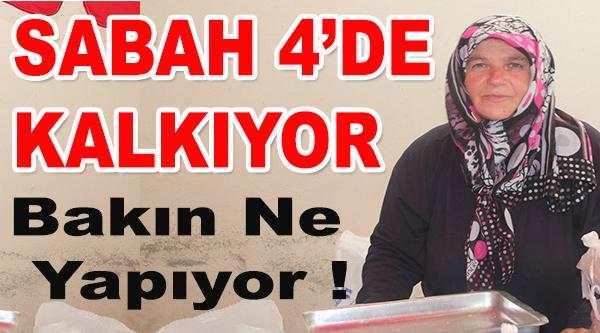 SABAH 4'TE KALKIYOR