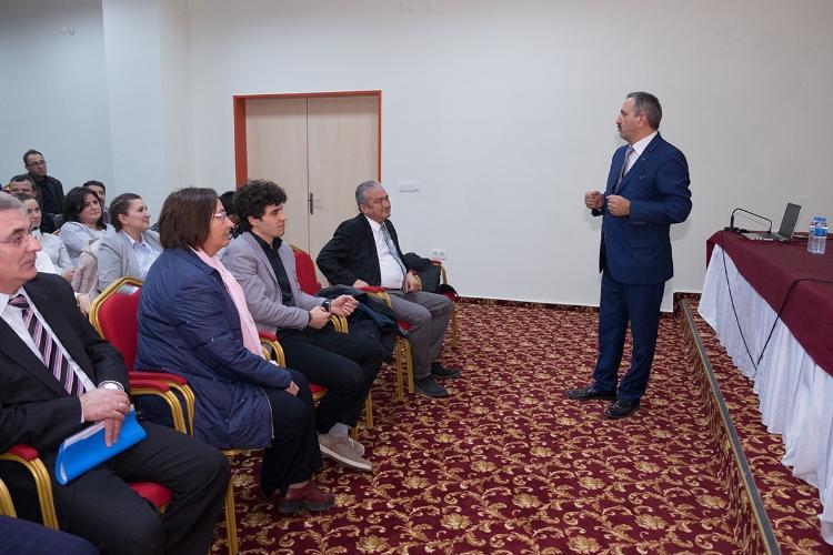 SANAYİNİN SOSYAL MEDYASI 'KÜSİP' TANITILDI