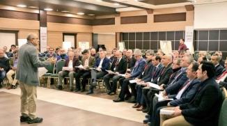 """BİLECİK İÇİN """"ORTAK AKIL TOPLANTISINDA"""" BULUŞTULAR"""