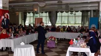 BİLECİK'TE 75 KADINA GİRİŞİMCİLİK EĞİTİMİ