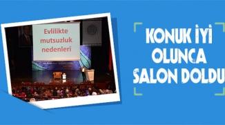 BİLECİK'TE ''AİLE EĞİTİMİ'' KONULU SÖYLEŞİ