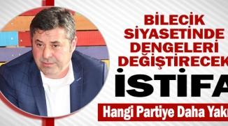 DEMOKRAT PARTİ MKK VE PARTİ ÜYELİĞİNDEN İSTİFA ETTİ