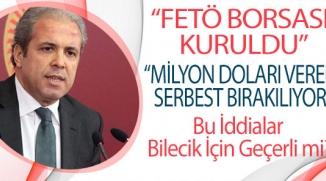 FETÖ BORSASI KURULDU, MİLYON DOLARI VEREN SERBEST BIRAKILIYOR