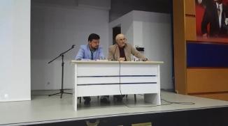 """SEYYİD HÜSEYİN HIFZI EFENDİ'NİN HAYATI"" KONULU KONFERANS DÜZENLENDİ"